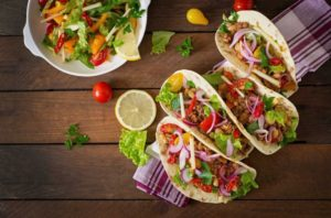 Come and Try authentic street Tacos